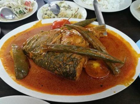 Ali Hussin Kari Kepala Ikan