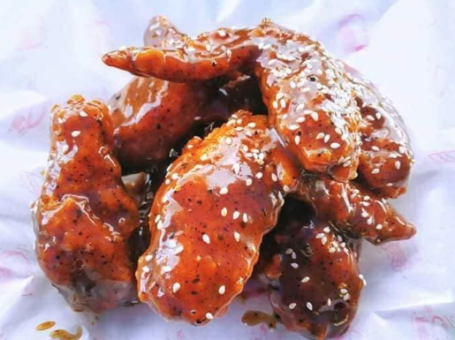 Sister Spicy Chicken Wings